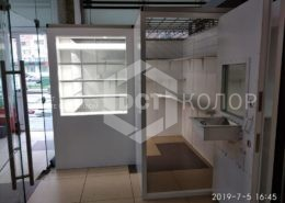 Изготовление металлических дверей   ДСТ-Колор