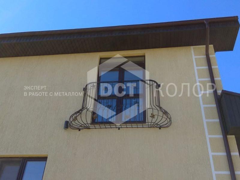 Порошковая окраска - Изготовление кованых решеток